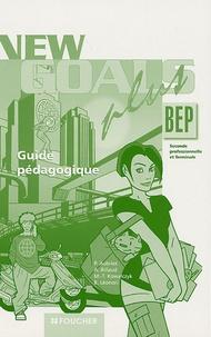 Patrick Aubriet et Annick Billaud - Anglais BEP 2e professionnelle et Tle - Guide pédagogique.