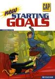 Patrick Aubriet et Annick Billaud - Anglais CAP New Starting Goals.