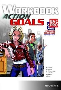 Patrick Aubriet et Michèle Laruelle - Workbook Bac Pro Première Terminale.