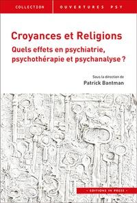 Deedr.fr Croyances et religions - Quels effets en psychiatrie, psychothérapie et psychanalyse ? Image