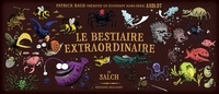 Patrick Baud - Axolot présente - Bestiaire extraordinaire.
