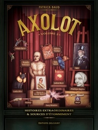 Patrick Baud - Axolot T02.