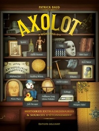 Patrick Baud - Axolot T03.