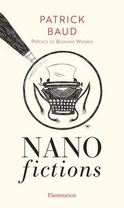 Ebooks au Portugal pour le téléchargement Nanofictions par Patrick Baud 9782081390058 in French