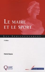 Histoiresdenlire.be Le maire et le sport Image