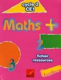Patrick Bérat et Christelle Chambon - Maths + CE1 - Fichier ressources + Pochette de posters.