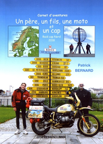 Un père, un fils, une moto et un cap