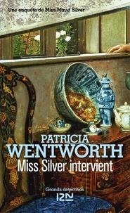 Patrick Berthon et Patricia Wentworth - PDT VIRTUELX18  : Miss Silver intervient.
