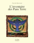 Patrick Bertrand - L'inventaire des Pans terre.