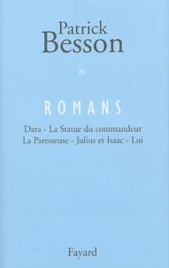 Patrick Besson - Romans.