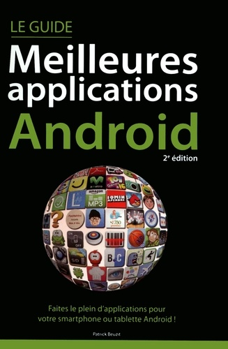 Patrick Beuzit - Guide des meilleures applications Android.
