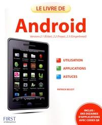 Patrick Beuzit - Le livre d'Android.