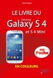 Patrick Beuzit - Le livre de Galaxy S4 et S4 mini.