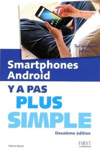 Patrick Beuzit - Smartphones, Android.