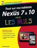 Patrick Beuzit - Tout sur ma tablette Google Nexus pour les nuls.