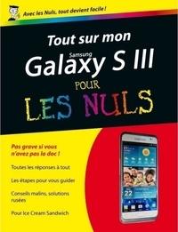 Patrick Beuzit - Tout sur mon Galaxy S III pour les nuls.
