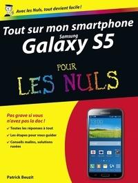Patrick Beuzit - Tout sur mon smartphone Galaxy S5 pour les nuls.