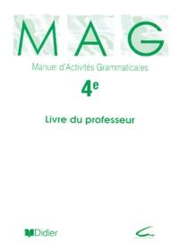 Pdf Livre Francais 4eme Manuel D Activites Grammaticales