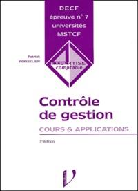 DECF n° 7 Contrôle de gestion. Cours et applications, 2ème édition.pdf