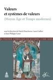 Patrick Boucheron et Laura Gaffuri - Le pouvoir symbolique en occident (1300-1640) - Tome 3, Valeurs et systèmes de valeurs (moyen âge et temps modernes).