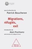 Patrick Boucheron - Les migrants, les réfugiés et l'exil - Colloque annuel 2016.