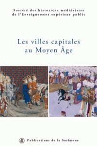Téléchargements gratuits de livres électroniques en ligne Les villes capitales au Moyen Age  - 36e Congrès de la SHMES (Istanbul, 1er-6juin 2005) FB2 9782859445621