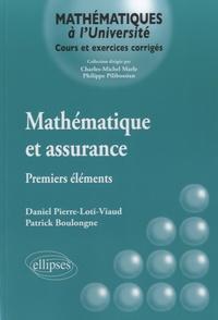 Mathématiques et assurance - Premiers éléments.pdf