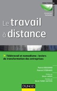 Le travail à distance - Télétravail et nomadisme : leviers de transformation de lentreprise.pdf