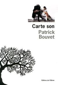 Patrick Bouvet - Carte son.