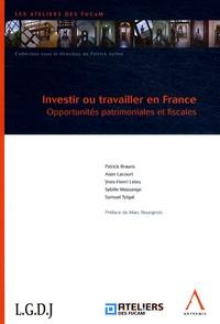 Deedr.fr Investir ou travailler en France - Opportunités patrimoniales et fiscales Image