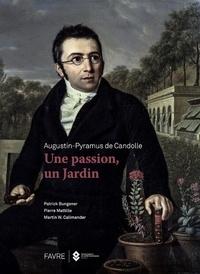Augustin-Pyramus de Candolle - Une passion, un jardin.pdf