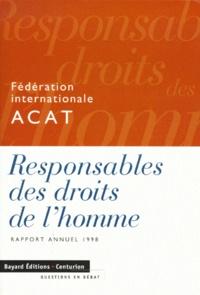 Patrick Byrne et  ACAT - .