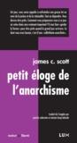 Patrick Cadorette et Miriam Heap-Lalonde - Petit éloge de l'anarchisme.