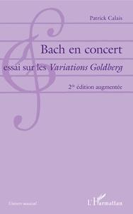 Deedr.fr Bach en concert - Essai sur les Variations Goldberg Image
