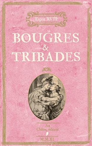 Patrick Cardon et Nicole Masson - Bougres et tribades.