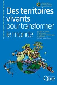 Patrick Caron et Elodie Valette - Des territoires vivants pour transformer le monde.