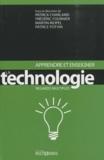Patrick Charland et Frédéric Fournier - Apprendre et enseigner la technologie - Regards multiples.