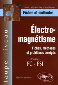 Sennaestube.ch Electromagnétisme PC-PSI - Fiches et méthodes Image