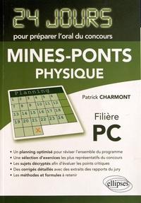 Physique concours Mine-Ponts filière PC - Patrick Charmont   Showmesound.org