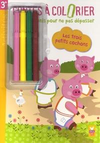 Patrick Chauvet - Les trois petits cochons.