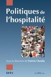 Patrick Chemla - Politiques de l'hospitalité.