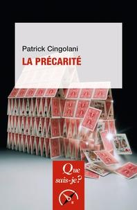 Patrick Cingolani - La précarité.