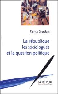 Patrick Cingolani - .