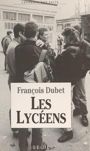 Patrick Cingolani et Olivier Cousin - Les lycéens.