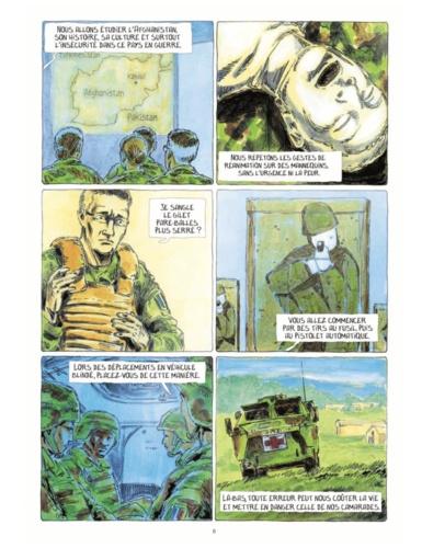 Au bord du monde. Journal d'un médecin militaire en Afghanistan
