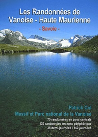 Patrick Col - Les randonnées de Vanoise Haute-Maurienne.