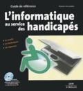 Patrick Collignon - L'informatique au service des handicapés. 1 Cédérom