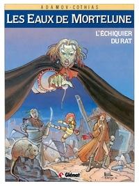 Patrick Cothias et Philippe Adamov - L'Echiquier du rat.