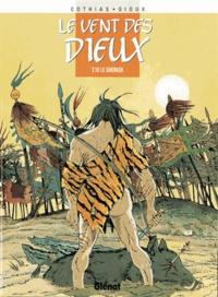 Patrick Cothias et Philippe Adamov - Le vent des dieux Tome 10 : Le Gherkek.