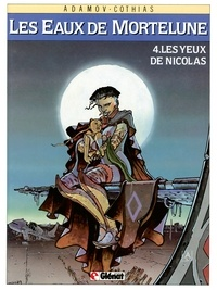 Patrick Cothias et Philippe Adamov - Les Yeux de Nicolas.